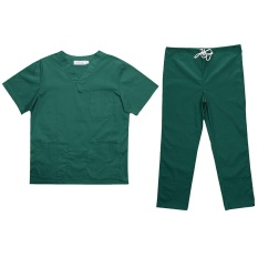 Who Sells Men Women Medical Spa Nursing Clinic Scrub Sets Hospital Uniform Doctor Suit Green Intl The Cheapest