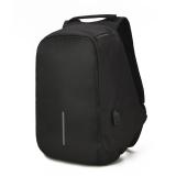 Sale Korean Style Multifunctional Anti Theft Backpack Black Black Oem Online