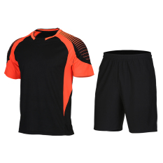 Deals For Men S Short Sleeve Quick Drying Training Fitness Shuttlecock Clothes Xlf012
