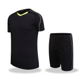Compare Men S Short Sleeve Shorts Training Quick Drying Fitness Clothes Black