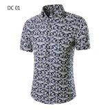 Retail Price Men S Short Sleeved Shirt Printing