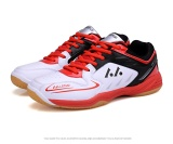Men S Sports Training Sh A1 Professional Badminton Shoes Kasut Lelaki White Red Intl Oem Cheap On China