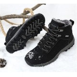 Sale Men S Winter Snow Boots Outdoor Climbing Sneaker Super Warm Fur Lining High Top Intl