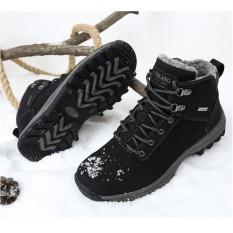 Sale Men S Winter Snow Boots Outdoor Climbing Sneaker Super Warm Fur Lining High Top Intl Not Specified Cheap
