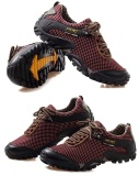 Discount Men S Breathable Sports Mesh Running Hiking Shoes Portable Outdoor Shoes Wading Shoes Antiskid Sneakers Intl Oem On China