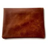Lowest Price Men S Brown Folder Laptop Clutch Bag Alexis Il