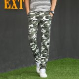 Buy Mens Camo Pants Leisure Skinny Pants Sports Trousers Tactical Camouflage Cargo Pants Army Trousers Combat Trousers Durable Overalls Pants Intl Cheap On China
