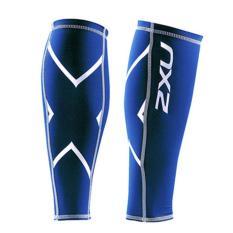 Buy Men S Compression Socks Calf Guard Happy Socks Male Leisure Legging Blue Intl Online China