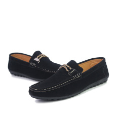 Review Men S Light Casual Shoes Loafers Comfortable Driving Black Z On China