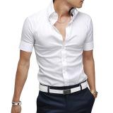 Great Deal Enuxury Caua Tyih I Fit Hort Eeve Caua Dre Shirt