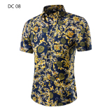 How To Get Men S Short Sleeved Shirt Printing