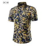 Purchase Men S Short Sleeved Shirt Printing