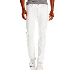 Sale Men S Skinny Fit Jeans White Intl Oem On China