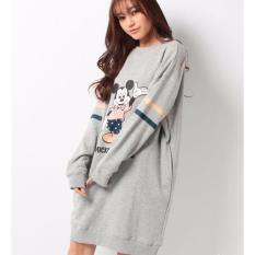 Price Mickey Mouse One Piece Dress Grey Color Disney Online