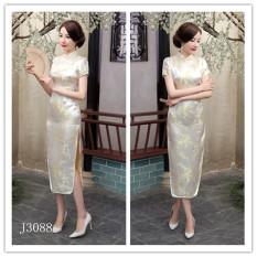 Cheap Mm Chinese Show Catwalk Banquet Cheongsam Dress Light King Online
