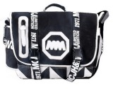 Mm Kimura Well Hung Couple Men And Women Dead Fly Messenger Bag Black Black Lowest Price