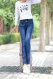 Buy Mm Summer Thin Women S Plus Sized Jeans China