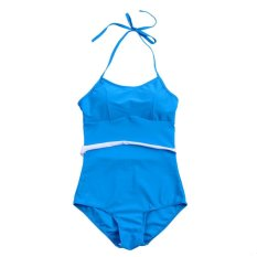 Mom And Daughter One Piece Bikini Swimsuit (padded For Mom) - Intl By Welcomehome.