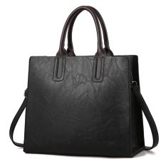 Price Fashion New Style Atmosphere Hand Large Bag Women S Bags Black Oem New