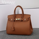 Buy Munoor Women Top Handle Bags Italian 100 Genuine Cow Leather Shoulder Bags Crossbody Travel Holder Medium Size Intl