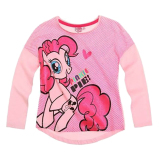 My Little Pony Pinkie Pie Long Sleeved Top Pink Review