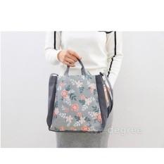 Cheapest Natura Shoulder Bag Light Grey Floral Online