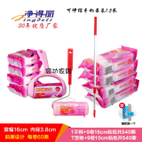 Top 10 Jingdeli Sticky Paper With Adjustable Long Handle 16Cm Long Short Handle 8 Bags Size Sticker Long Short Handle 8 Bags Size Sticker