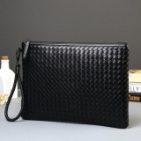 Sales Price New Best New Korean Men Fashion Knittin Men Bag Women Messenger Clutch A4File Packet Intl