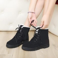 Review New Classic Women S Warm Shoes Snow Boots Fashion Winter Short Boots Intl Not Specified