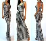 New Fashion S*Xy Women Summer Boho V Neck Long Maxi Evening Party Beach Dress Multicolor Intl Price