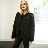 New Ladies Womens Warm Faux Fur Fox Coat Jacket Winter Parka Outerwear Intl Online