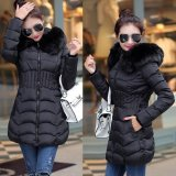 Price New Long Parkas Women Winter Coat Thicken Female Down Cotton Jacket Faux Fur Collar Womens Puffer Outwear Parkas Plus Size Black Intl Oem Original