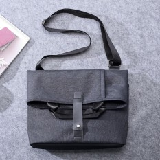 New Mens Messenger Bag Casual Nylon Multi-Functional Retro Handbag Shoulder Bag - Intl By Mansy Trade.