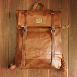 Cheap New Multifunction Men S Fashion Leisure Bag Shoulder Bag Computer Bag Backpack Schoolbag Shoulder Bag Men And Women Couple Shallow Brown Online