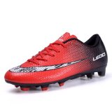 Where Can I Buy New Pattern Man Spikes Football Shoes Long Spikes Soccer Shoes Nail Breathable Football Shoes Professional Male Soccer Sneakers Intl