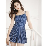 Buy New Single Swimsuit Ladies Beach Sports Swimsuit S*xy Skirt Style Small Bust Gathered Student Swimsuit Intl On China