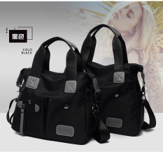 Sale The New Korean Tote Bag Black Black Other On China