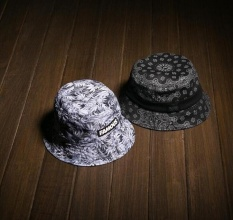 Buy New Summer Black White Coconut Tree Bucket Hats Fishing Caps For Mens Intl On Singapore