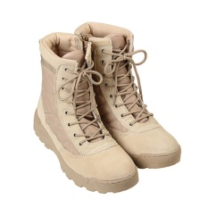 Lowest Price New Tactical Army Mens Lace Up Shoes Sports Desert Ankle Boots Waterproof Intl Intl