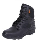 Price Comparison For New Tactical Desert Work Duty Army Mens Leather Combat Boots Military Shoes Soldier Black Intl