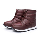 New Women Men Unisex Winter Snow Ski Boots Waterproof Rubber Sole Warm Shoes Intl Best Buy