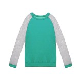 Shop For New Womens Ladies Lace Splice Long Sleeve Tops T Shirt Blouse