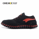 List Price Newest Onemix 2017 Men S Beach Summer Causal Shoes 360°Hollow Out Mesh Breathable Sports Men S Shoes Lightweight Fashion Rb Sole For Outdoors Sports Shoes Intl Onemix