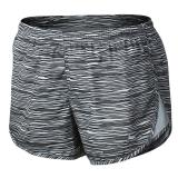Sale Nike Equilibrium Tempo Women S Running Shorts Grey Silver