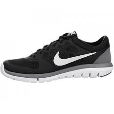 Nike Mens Flex Experience RN 4 Black/Cool Grey/White Running Shoe - 9
