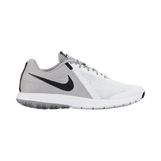 Nike Mens Flex Experience RN 4 White/Black/Wolf Grey Running Shoe - 8.5