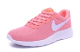 Nike Wmns Tanjun Women S Running Shoes 812655 600 Lava Glow White Intl For Sale