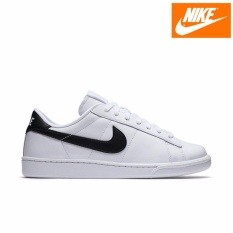 Nike Wmns Tennis Classic Shoes 312498-130 White/black 100% Original - Intl By Usa Outlet.