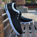 Who Sells Men S Non Slip Waterproof Chef Work Shoes Casual Shoes Black Black