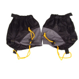 Buy Nylon Outdoor Waterproof Ankle Walking Gaiters Hiking Black Cheap Hong Kong Sar China